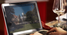 сайт для детокс отеля Villa Ritter в Карловых Вара