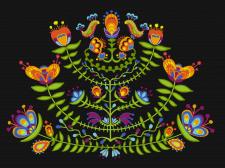 Этно-иллюстрация