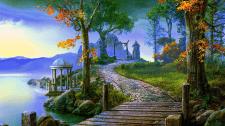 Piano Emotional Fantasy Adventure