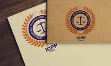 Разработка логотипа для ICPP (Кипр)