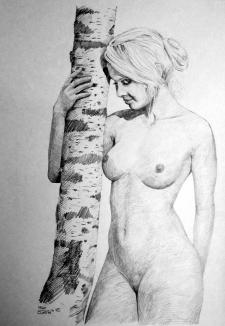 карандашик