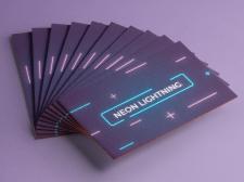Разработка визиток для компании