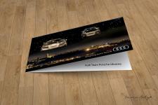 Audi | Новогодняя открытка