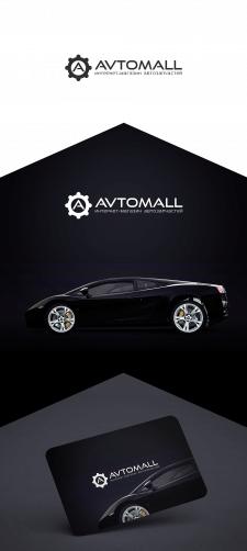 Логотип Avtomall