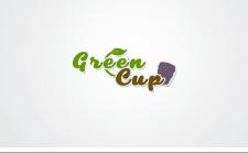 """Логотип для """"GreenCup"""""""