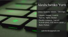 Linux System Admin / DevOps Engineer