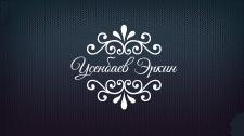 Логотип для сайта usenbaeverkin.ru