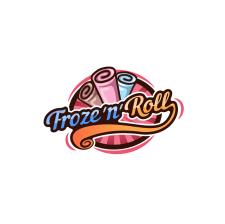 Логотип для Froze-n-Roll