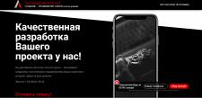 Сайт веб-студии РекламаДляБизнеса 24 (Еще делаем)