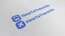 Логотип для HowToTravel.Ru