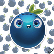 little blueberry Art