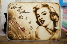 """Часы настенные """"Marilyn Monroe"""""""