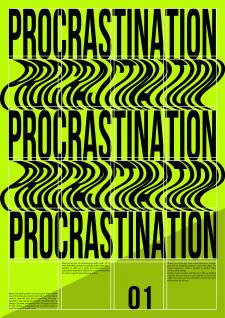 Яркий постер для социального проекта