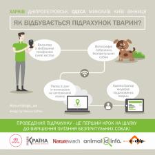 Інфографіка для Animal-id.info