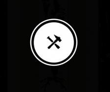 """Логотип компании по производству """"Кованых изделий"""""""
