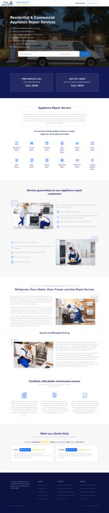 Дизайн и разработка сайта компании на Drupal 8