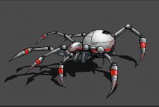 Робот павук