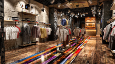 Магазин одежды Lock