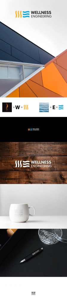 Логотип • Wellness engineering