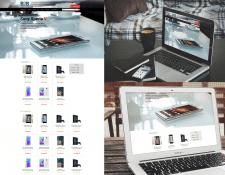 Дизайн сайта В2В