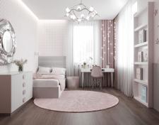 Дизайн 2-х этажного дома в поселке Святопетровское