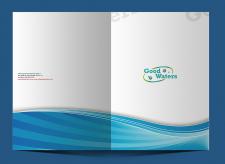 Папка + авторский Логотип