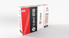 Valmi package design