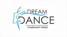 "Логотип для студии танца ""Dream Dance"""