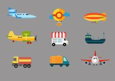 Иконки транспортных средств