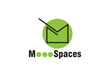 логотип для MooSpaces
