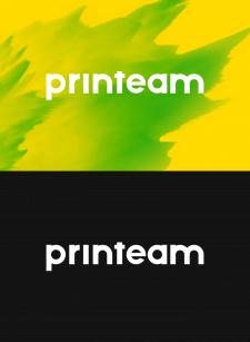 Логотип - Printeam