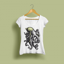 дизайн футболки Greyjoy