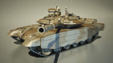 Основной танк Т-90МС