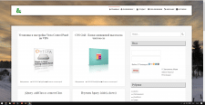 html-guid сайт о web-технологиях на Wp