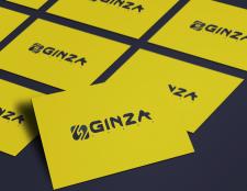 логотип для GINZA