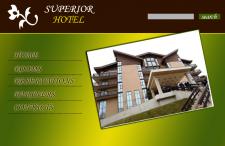 Сайт готеля