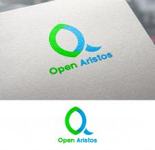 логотип для компаній Open Aristos