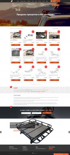 Перенос Pricep-kupi.ru с WordPress на OpenCart