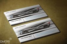 Дизайн и разработка визиток