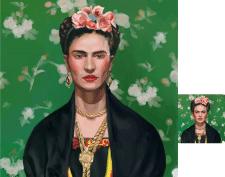 Портрет Фріди Кало