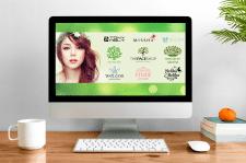 Баннер для интернет магазина косметики