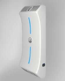 Разработка 3d-модели и визуализация оборудования