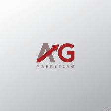 Логотип для AG marketing