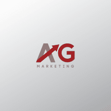 Логотип для AG marketing