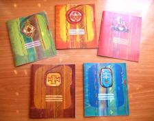 Серия тетрадей, этнический стиль.