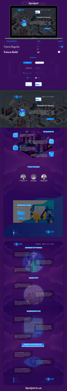 ATIKO — сетевые технологии / Smart City / LoraWAN