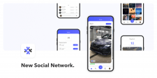 New Social Network | Mobile App