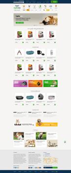 Онлайн-магазин товаров для животных