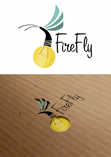 Логотип для компании FireFly