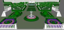 Дизайн-проект благоустройства усадьбы